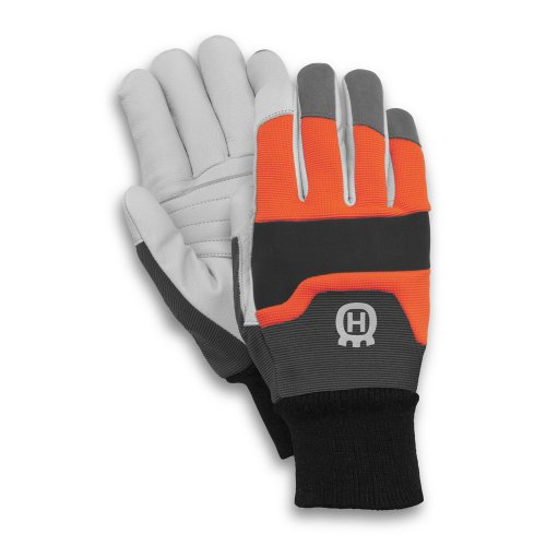 Husqvarna 579380209 Functional Saw Protection Gloves, Medium