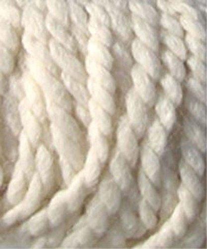 (Grande 100% Baby Alpaca Yarn - Ivory #100)
