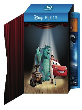 Disney Pixar Ultimate Blu-ray