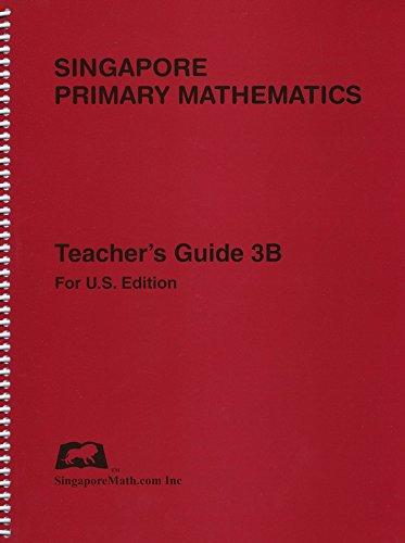 Singapore Math Primary Math Teacher's Guide 3B ebook