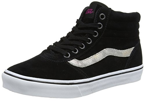 Multicolour Black Maddie Hi Galaxy Mte Vans MTE Trainers Women's X7xwpZ