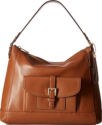 Hobo Saddle Leather Handbags - 3