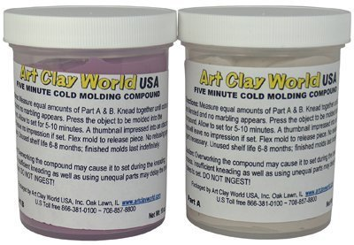 Two Part Silicone Molding Compound 10oz product image