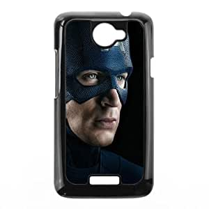 Captain-America HTC One X Cell Phone Case Black Ycvcz