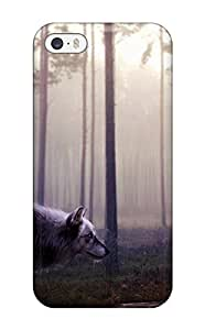 ZdKXTRk4945zUseX Tpu Case Skin Protector For Iphone 5/5s Wild Wolf With Nice Appearance