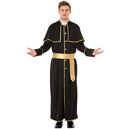 (Boo Inc. Men's Heavenly Father Halloween Costume | Be Faithful to Being Funny,)