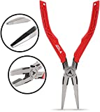 "VamPLIERS Best Made Pliers! 7.5"" Long Nose"