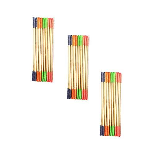 Star Nail Sanding Sticks (three 12-packs)