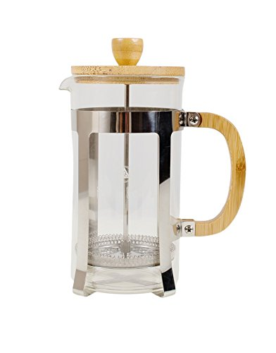 Ritual French Coffee Press, Bamboo Wood, Borosilicate Glass, and Stainless Steel, Coffee Maker with Bonus Filter 36oz/1000ml by Ritual (Image #7)