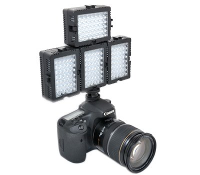 48 LED Professional LED Lighting For Nikon Canon Sony Pentax