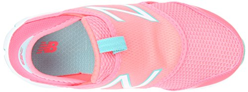 New Balance K150SV1 Youth Running Shoe (Little Kid/Big Kid) Pink/Green