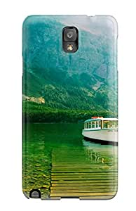 Excellent Galaxy Note 3 Case Tpu Cover Back Skin Protector Glacier National Park