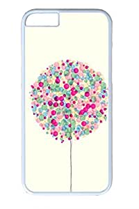 The Colorful Balloons Slim Soft For SamSung Galaxy S4 Case Cover Case PC White Cases
