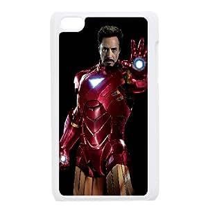 Iron Man Movie 2 10 iPod Touch 4 Case White Customize Toy zhm004-3879467