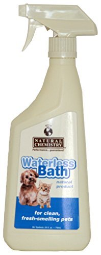 Natural Chemistry 11030 24 Oz Natural Chemistry Waterless Bath