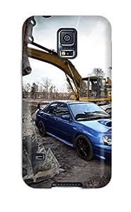 Extreme Impact Protector Subaru Impreza Case Cover For Galaxy S5