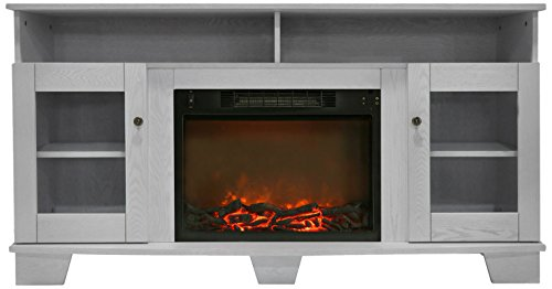 Cheap Hanover Glenwood Electric Fireplace 59