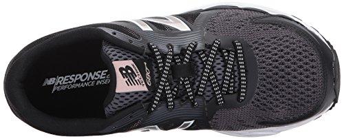 New Balance 680, Zapatillas Deportivas Para Interior Para Mujer Negro (Black/magnet)