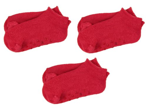 rsg-baby-toddler-kids-low-cut-terry-non-skid-slipper-socks-3-pack-all-raspberry-1-3-yr