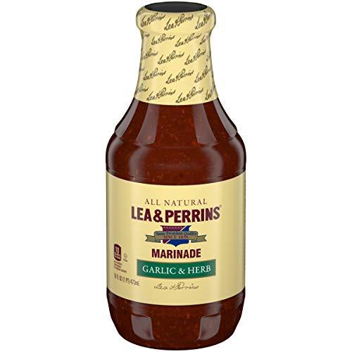 Lea & Perrins Garlic Herb Marinade (16oz Bottle)