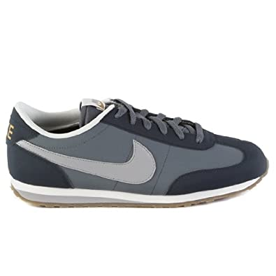 premium selection 7ca40 069b9 Nike - Mach Runner Leather Fashion Mode - Blue Amazon.co.uk Shoes  Bags