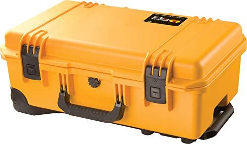 Waterproof Case (Dry Box) | Pelican Storm iM2500 Case With Foam (Yellow)