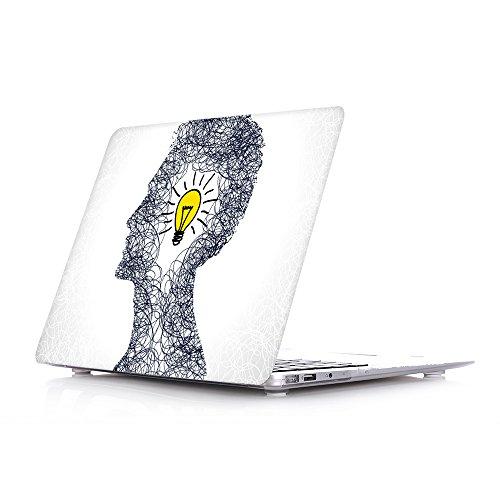 Cool Macbook Cover : Batianda macbook air case cool imaginative brick