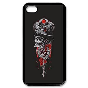 iPhone 4,4S Phone Case Foo Fighters DZ91828