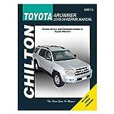 Chilton Toyota 4Runner, 2003 thru 2009 Repair