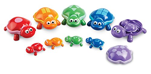 Learning Resources# Turtles Set, 15Piece