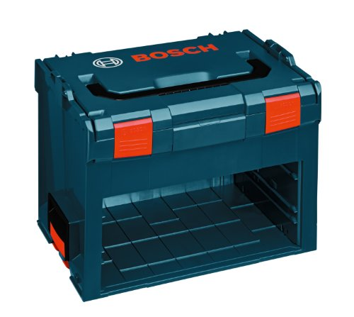 - Bosch L-Boxx-3D Storage Box with Space for Removable Drawers