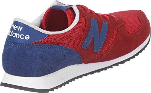Sneakers New Blau Rot D U420 Hohe Unisex Erwachsene Balance wOOYpqx7