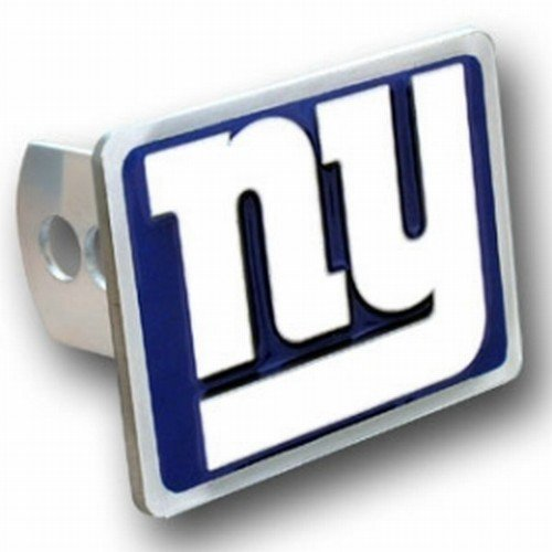 New York Giants Trailer Hitch Cover 5460377090 Great American Products