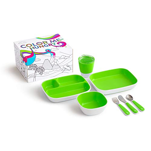 Munchkin Color Hungry Toddler Dining