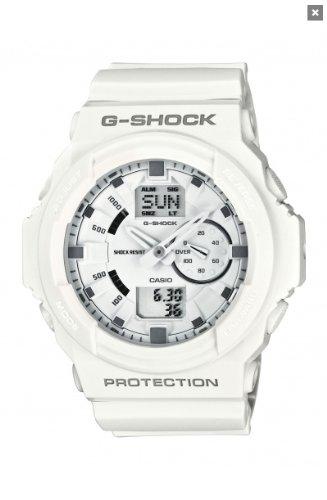 Casio G-Shock - Reloj (Reloj de pulsera, Masculino, Polymer, CR1220