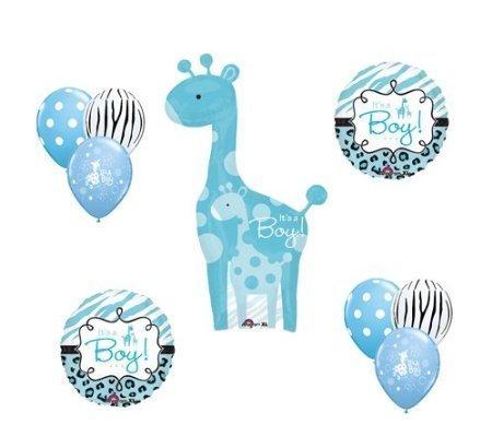 Buy giraffe balloons for baby shower