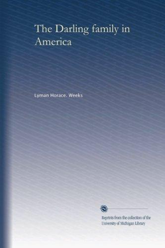 The Darling family in America pdf