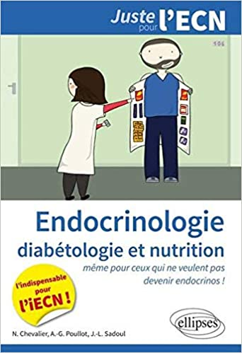 Endocrinologie-diabétologie et nutrition: Nicolas Chevalier