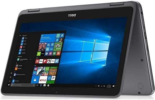 "2019 Dell Inspiron 11.6"" HD 2-in-1 Multi-Touch Display Laptop"