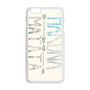 Happy Hakuna Matata simple pattern Cell Phone Case for Iphone 6 Plus