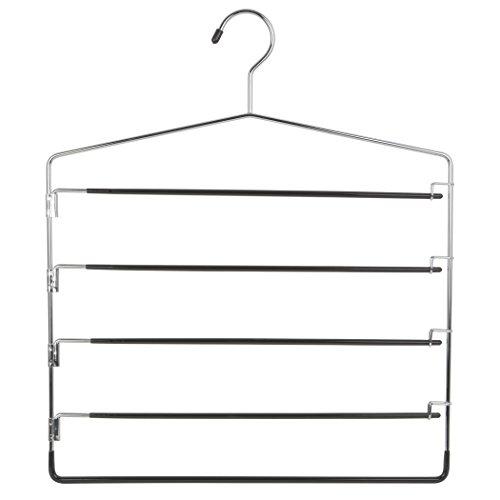 Richards Homewares Vinyl 5 Tier Swing Arm Hanger -