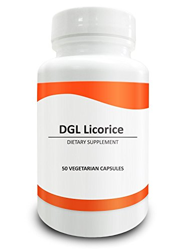 Pure Science DGL Licorice Root 500mg - Contains 10% Glycyrrhiza (Sugar Free Vanilla Toothpaste)