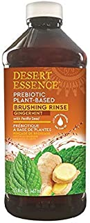 product image for Desert Essence Prebiotic Plant Based Brushing Rinse - Gingermint w/Perilla Seed - 15.8 Fl Oz - Promotes Healthy Teeth & Gums - Natural Plant Oils & Extracts