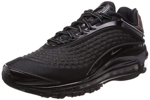 Nike Men's Air Max Deluxe, Black/Dark Grey, 10 M US (Nike Max Air Wright)