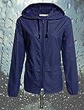 Avoogue Lightweight Raincoat Women's Waterproof