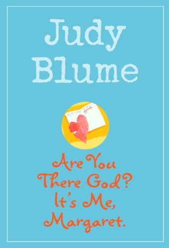 Are You There God? It's Me, Margaret: Judy Blume: 9780440404194 ...