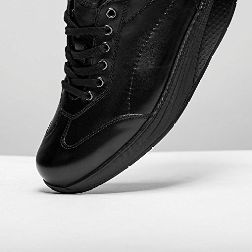 Mbt Damen Pata Classic Zip Sneaker Schwarz (03n)