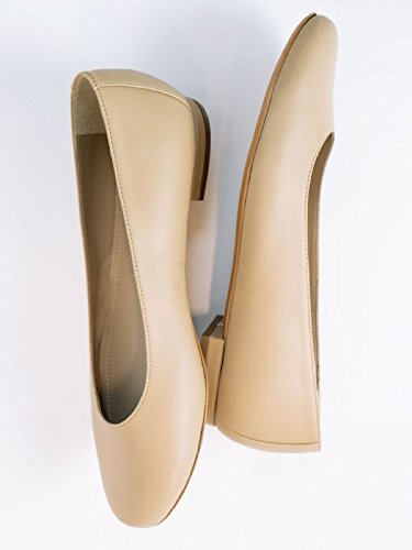 Will's Vegan Shoes Ballerina Flats Sand