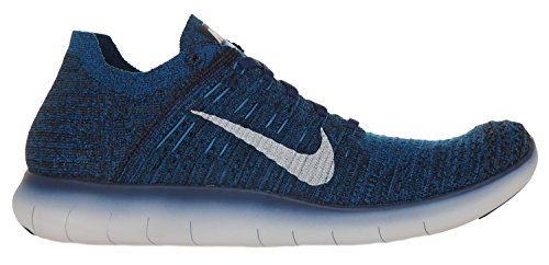 Trail Blue s NIKE Running Blue 406 squadron 831069 White Blue Shoes Men Coastal w0qwI4np