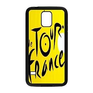The Tour de France DIY Cover Case for SamSung Galaxy S5 I9600 LMc-40761 at LaiMc
